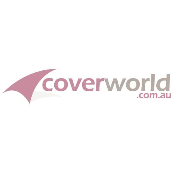 Fold Out Tent Camper Trailer Cover 430cm (includes drawbar and stoneguard)